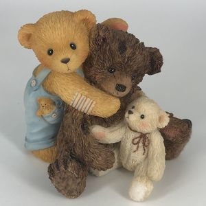 Cherished Teddies Hold On To The Past But Look To